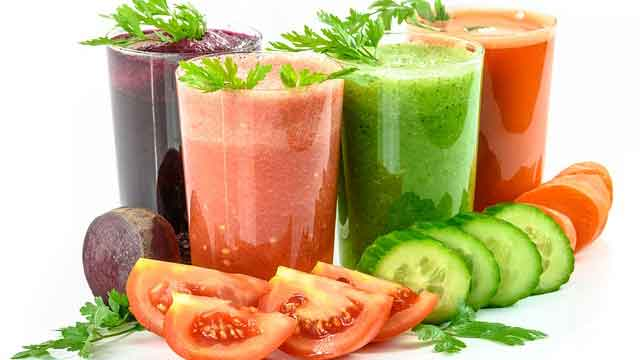 diy smoothie detox para adelgazar